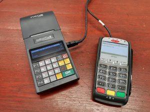Kasa fiskalna online z terminalem płatności