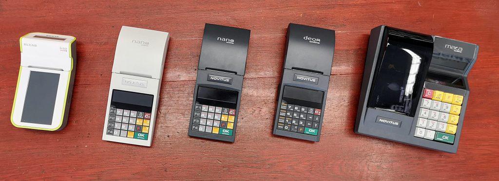 urządzenia fiskalne online