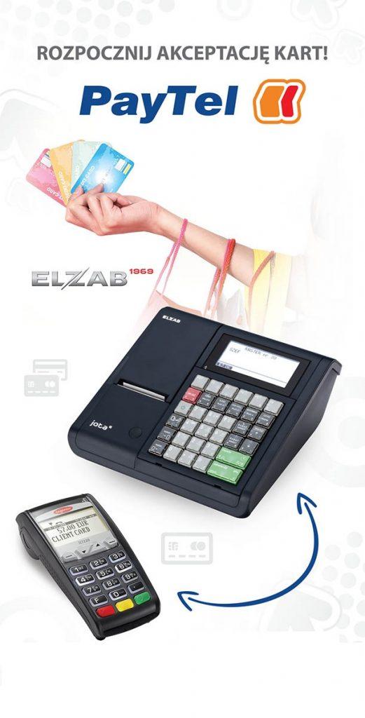 Integracja terminala płatniczego z kasą fiskalną elzab